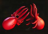 蟷螂鉄糸|蛸墨爪の画像