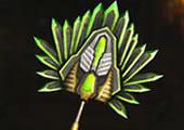 羽扇の異色武器
